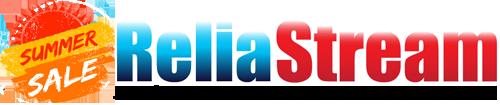 ReliaStream logo